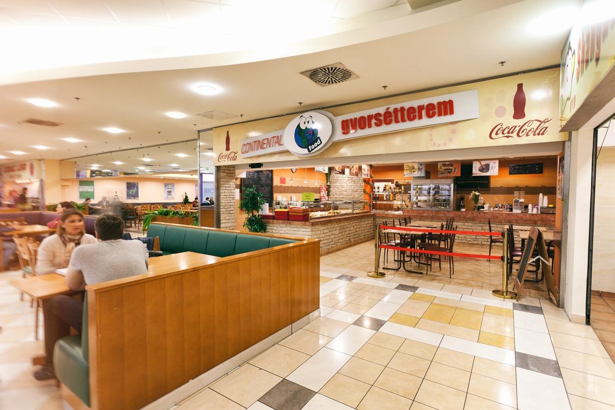 Continental Gyorsétterem
