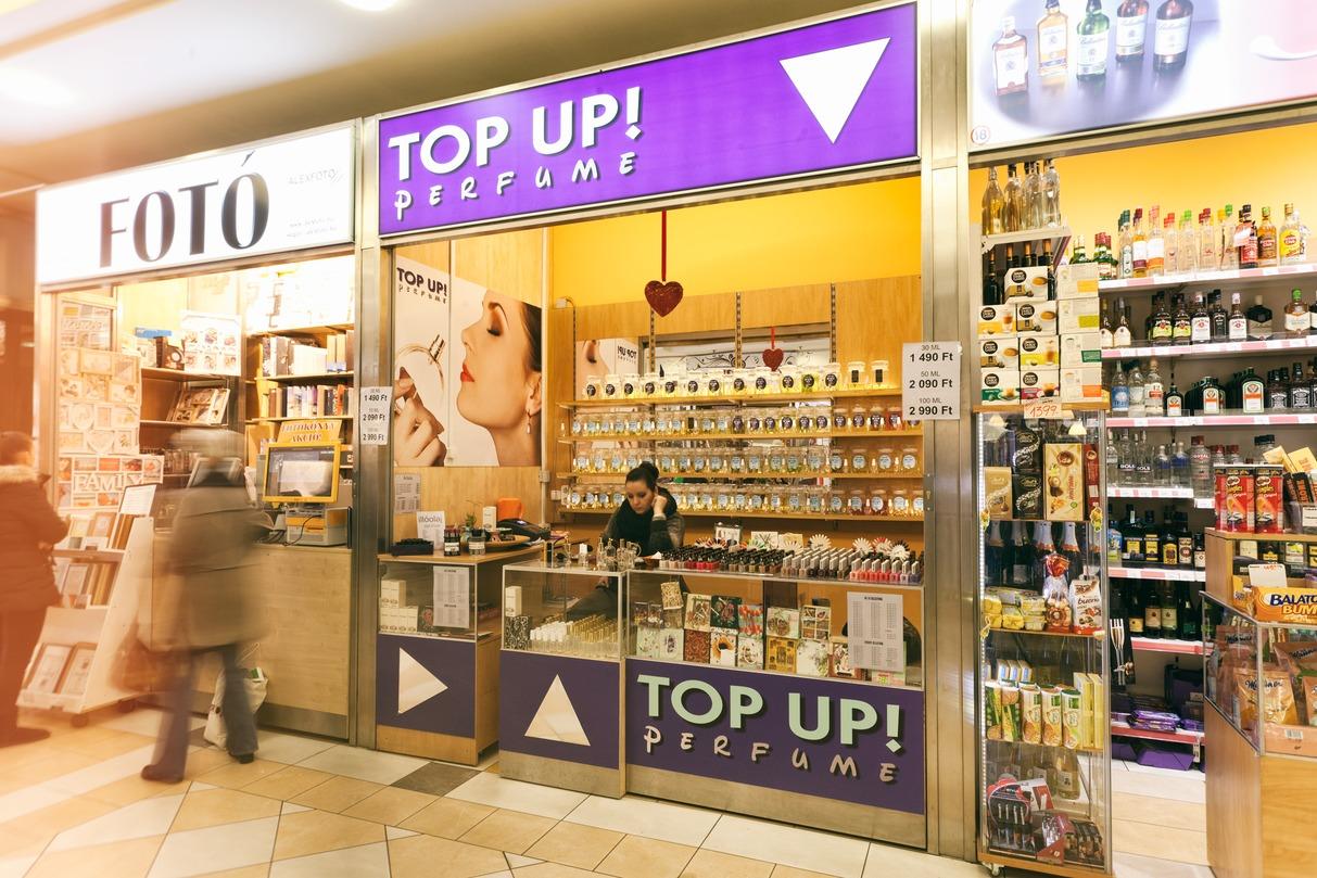 Top Up! Perfume