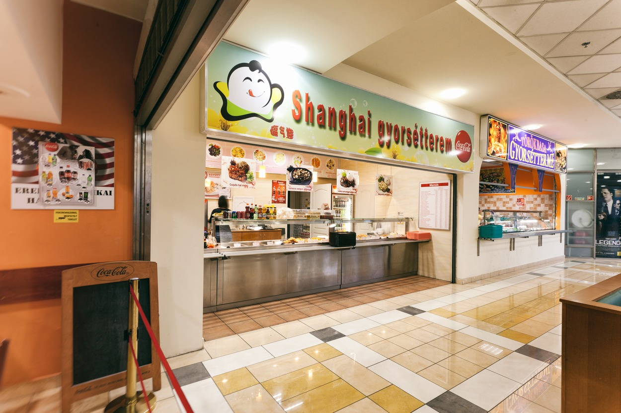 Shanghai Gyorsétterem