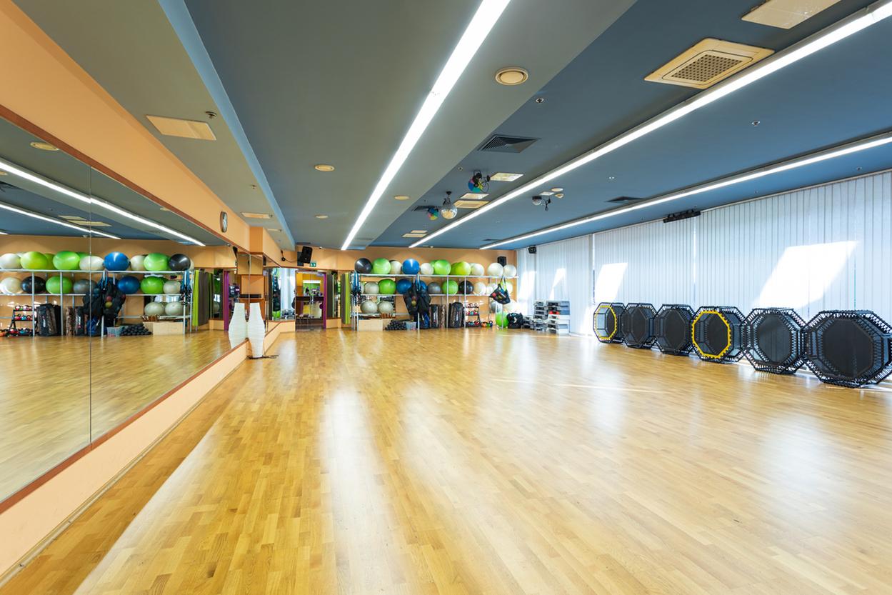 Sugár Fitness