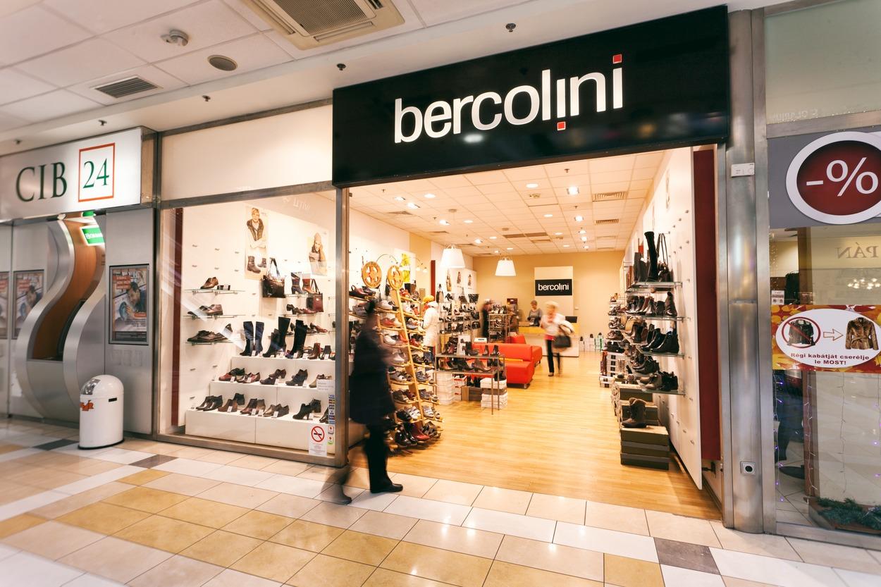 Bercolini Cipő
